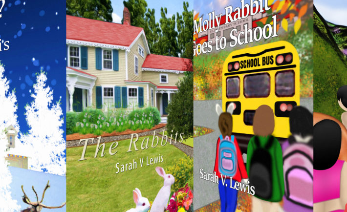 sarah v lewis childrens books